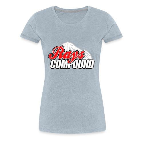 Rays Compound - Women's Premium T-Shirt