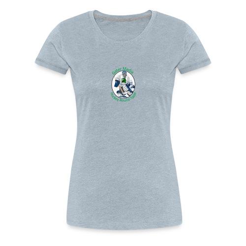 Gater Media Logo - Women's Premium T-Shirt