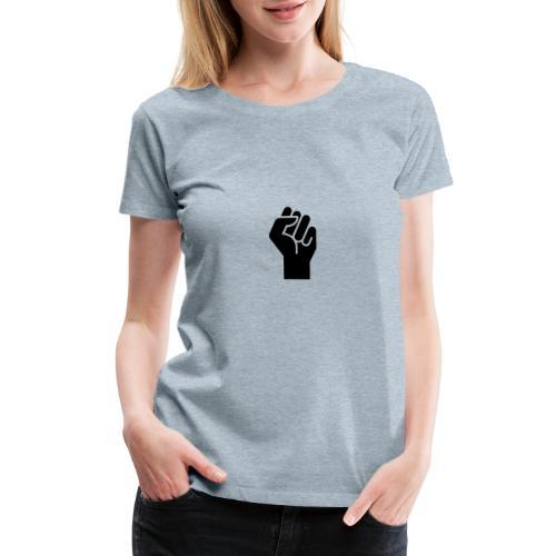saucystar B.L.M - Women's Premium T-Shirt