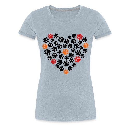 Animal Love - Women's Premium T-Shirt