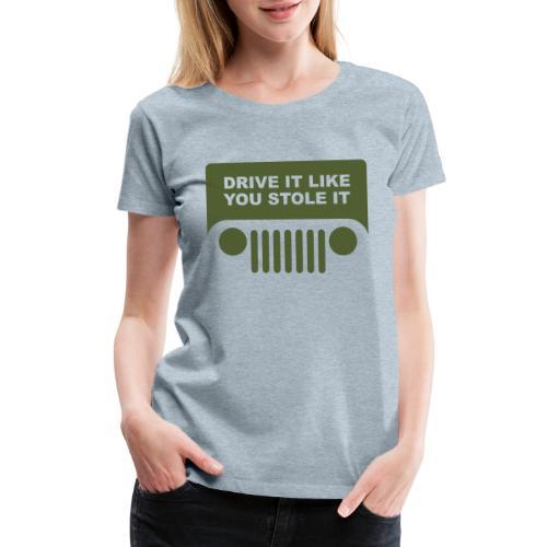 jeep - Women's Premium T-Shirt