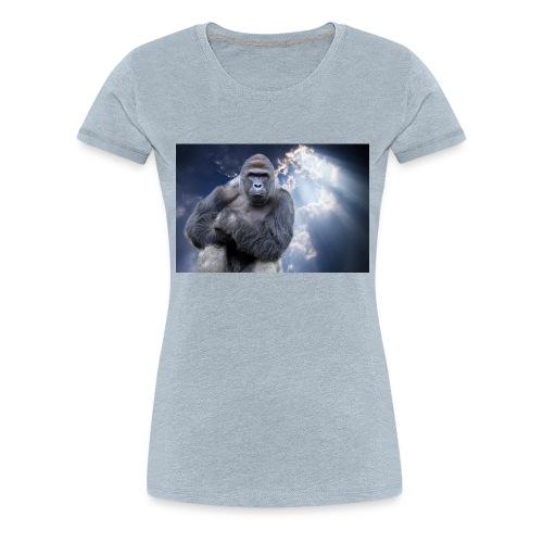 Harambe - Women's Premium T-Shirt