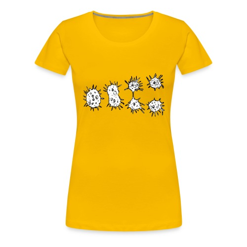 When one is not enough. Biology. - Women's Premium T-Shirt