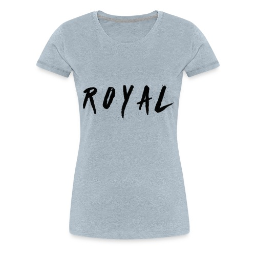 Royal Hoodie - Women's Premium T-Shirt