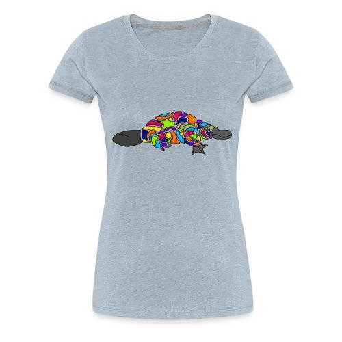 Platypus - Women's Premium T-Shirt