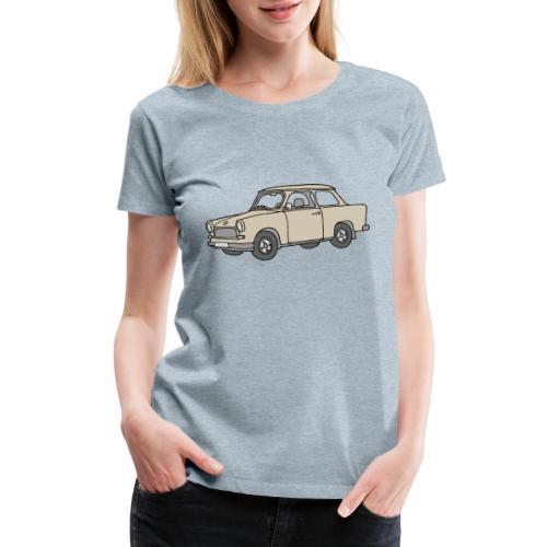Trabant (papyrus car) - Women's Premium T-Shirt