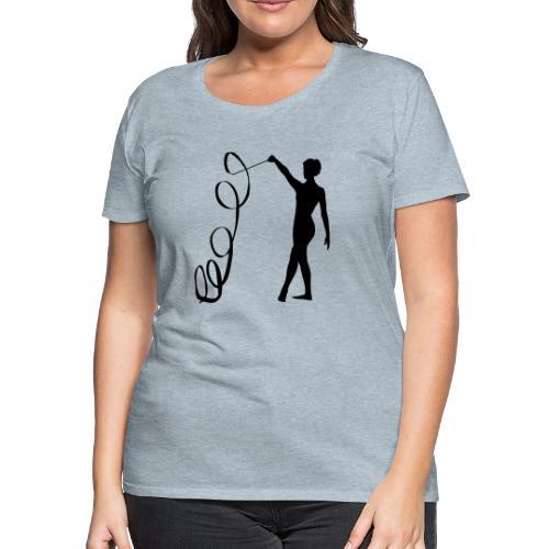 Rythmic Figure 1 - Women's Premium T-Shirt