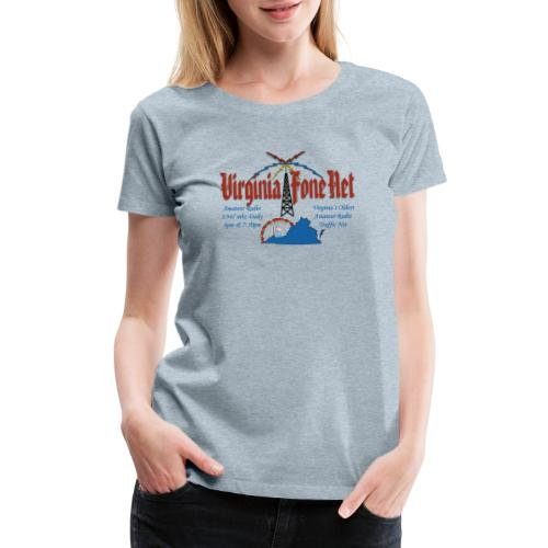 VFN 3947 Logo - Women's Premium T-Shirt
