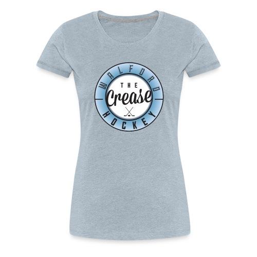 The Crease - Women's Premium T-Shirt