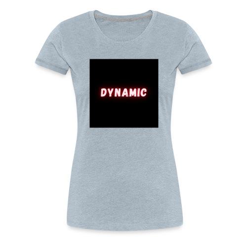 Dynamic Album Collection - Women's Premium T-Shirt