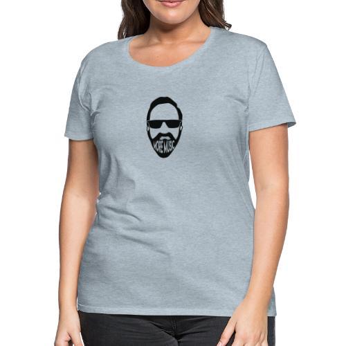 Joey D More Music front image multi color options - Women's Premium T-Shirt
