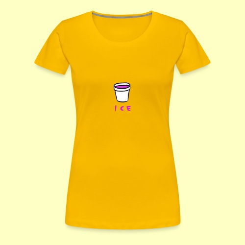 ICE - Women's Premium T-Shirt