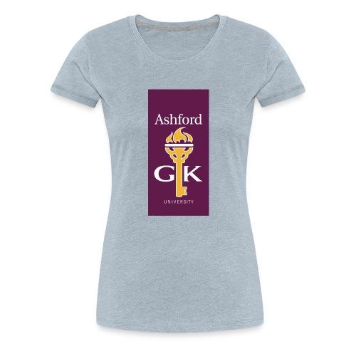 ashford iphone5 2 - Women's Premium T-Shirt