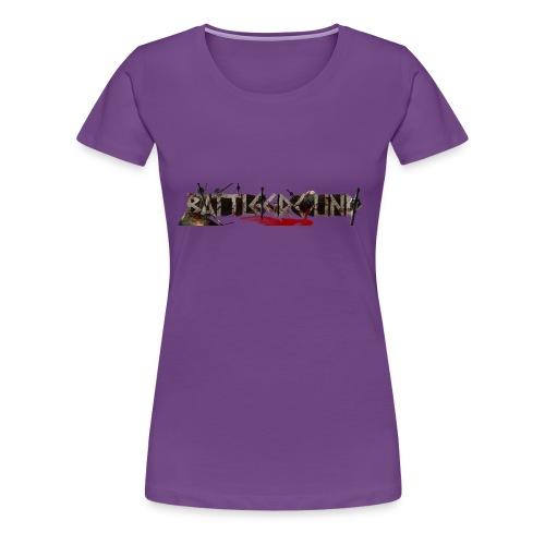 EoW Battleground - Women's Premium T-Shirt
