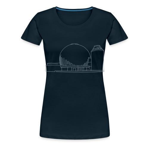 Planetarium Berlin - Women's Premium T-Shirt