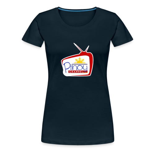 Pinoy Channel Logo - Women's Premium T-Shirt