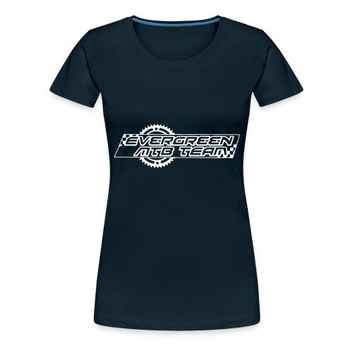 EHS MTB LOGO - Women's Premium T-Shirt