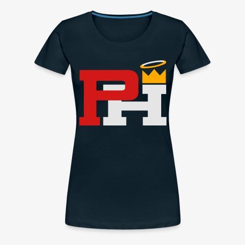 PH_LOGO3 - Women's Premium T-Shirt