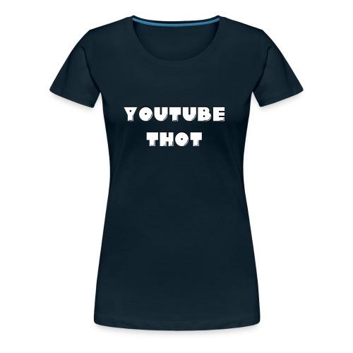 thot af - Women's Premium T-Shirt