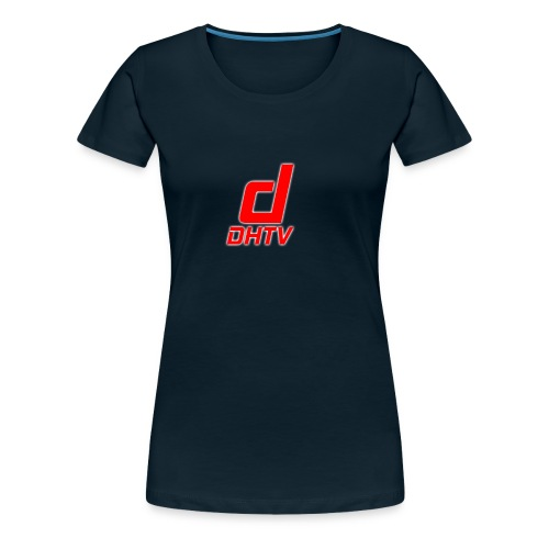 DHTV_Logo_New - Women's Premium T-Shirt