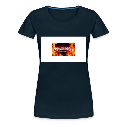 FireNation - Women's Premium T-Shirt