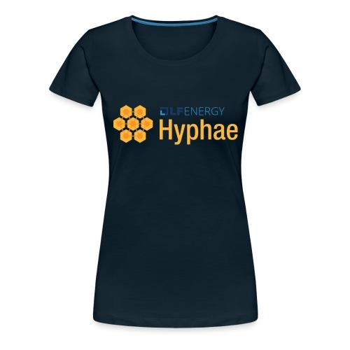 Hyphae - Women's Premium T-Shirt