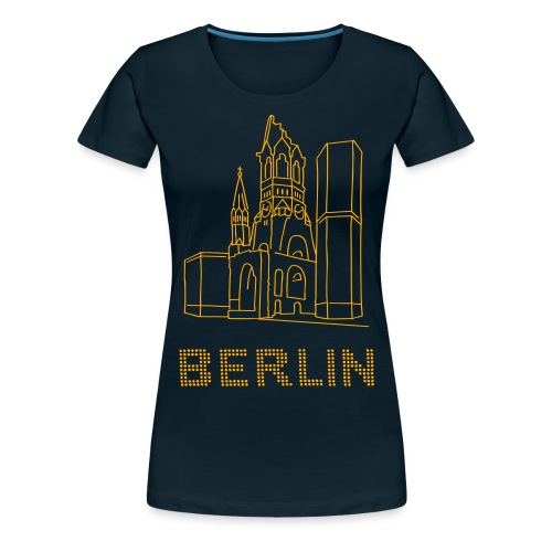 Memorial Church Berlin - Women's Premium T-Shirt