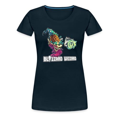 Blizzard Wizzard [Variant] - Women's Premium T-Shirt