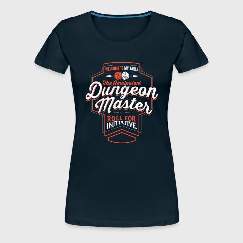 Dungeon Master - Women's Premium T-Shirt