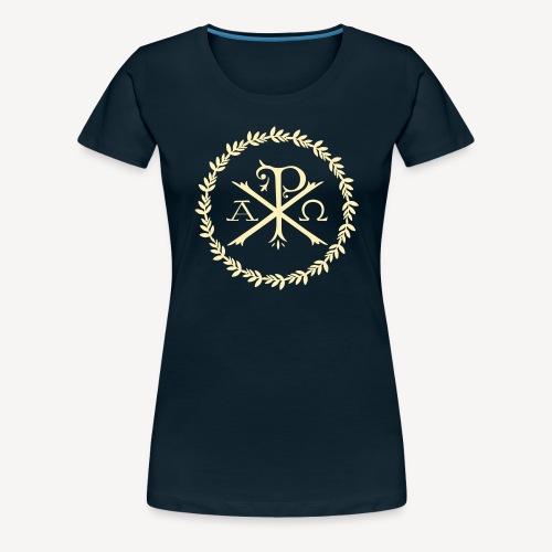 CHI RHO - Women's Premium T-Shirt