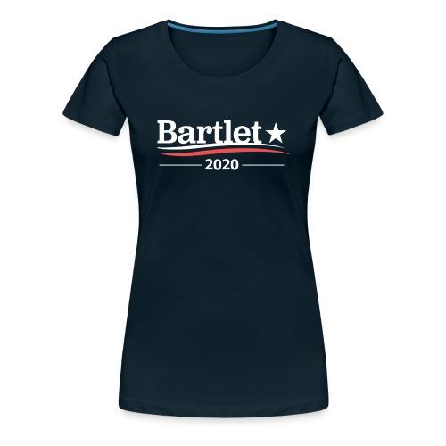 BARTLET 2020 - Women's Premium T-Shirt