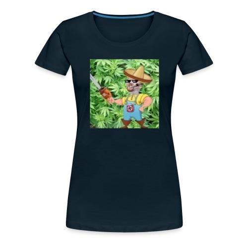 momothefarming - Women's Premium T-Shirt