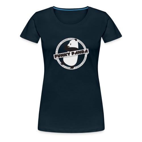 Funky Panda Logo - Women's Premium T-Shirt