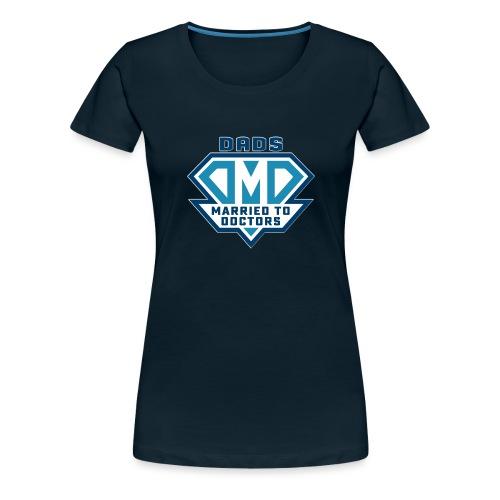 dmd cb 600px png - Women's Premium T-Shirt