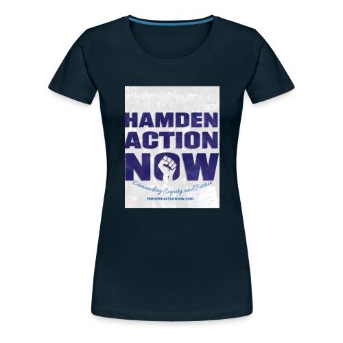HAN Equity Justice Shirt - Women's Premium T-Shirt