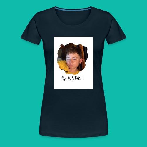 imma shirt. (White shirt is recomemded) - Women's Premium T-Shirt