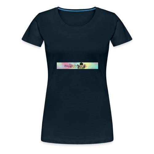 Oh My Chincha Banner - Women's Premium T-Shirt