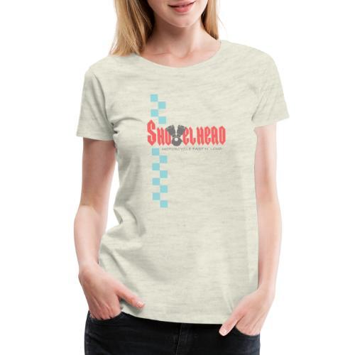 Shovelhead Race - Motorcycle Fast N`Loud - Women's Premium T-Shirt
