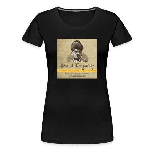 Ida's Legacy Full Color Art - Women's Premium T-Shirt