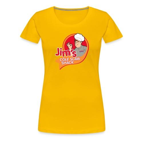 TASWEP6---Jims-Cole-Slaw- - Women's Premium T-Shirt
