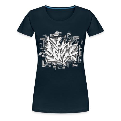 Kostya - NYG Design - REQUIRES WHITE SHIRT COLOR - Women's Premium T-Shirt