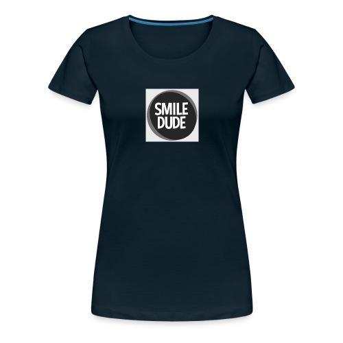 smiledude - Women's Premium T-Shirt