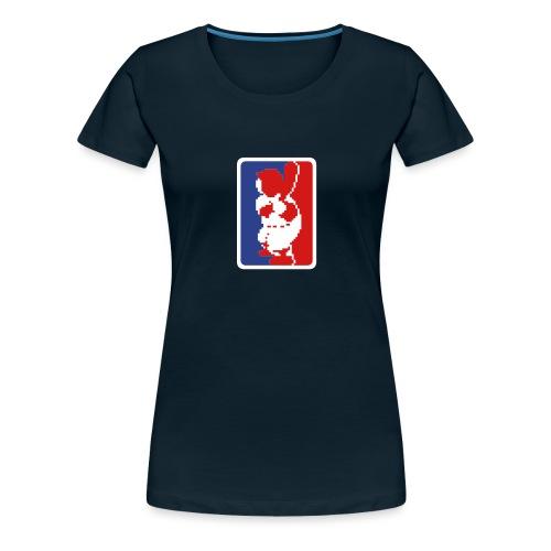 RBI Baseball - Women's Premium T-Shirt