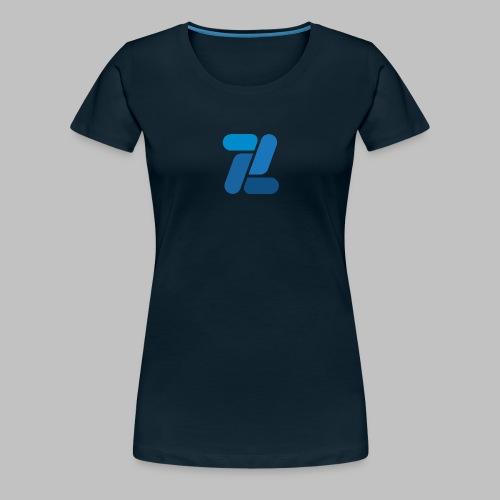 ZettaNet Symbol - Women's Premium T-Shirt