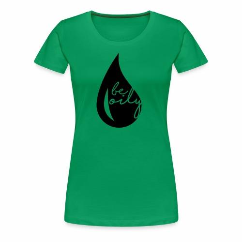 beoily - Women's Premium T-Shirt