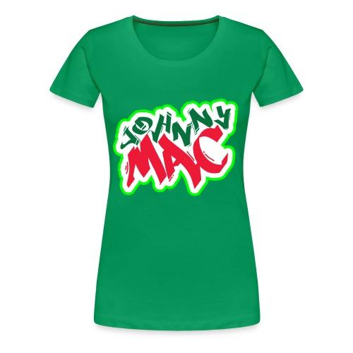 Johnny Mac - Women's Premium T-Shirt