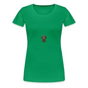 back of tees - Women's Premium T-Shirt
