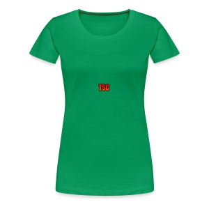 TSC Logo - Women's Premium T-Shirt