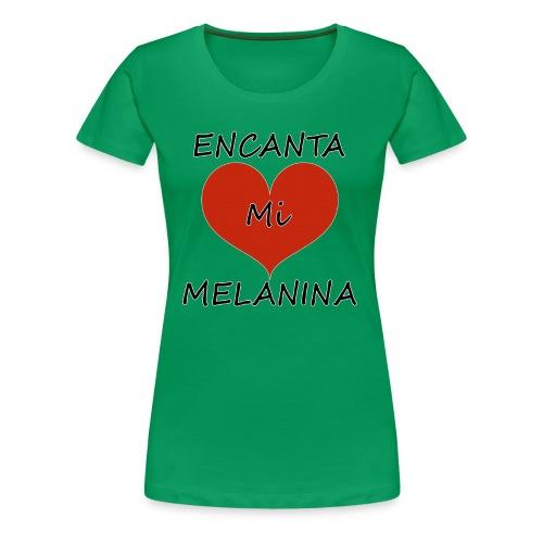 Me encanta mi melanina T-shirt - Women's Premium T-Shirt