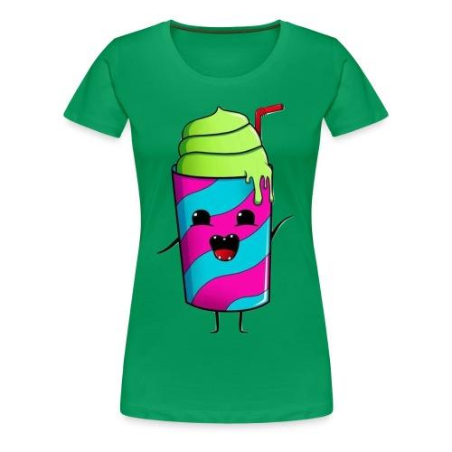 Slurpii Logo - Women's Premium T-Shirt